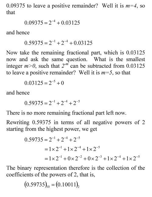 Binary to decimal matlab